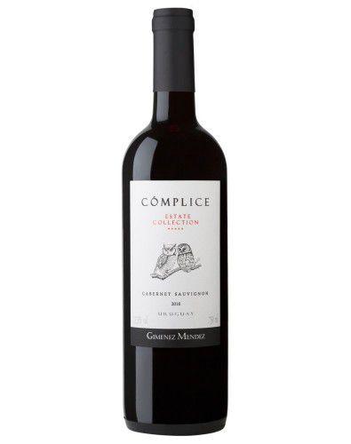 Vinho Tinto Cómplice Estate Collection Cabernet Sauvignon