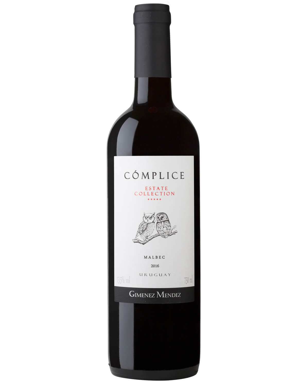 Vinho Tinto Cómplice Estate Collection Malbec 2016