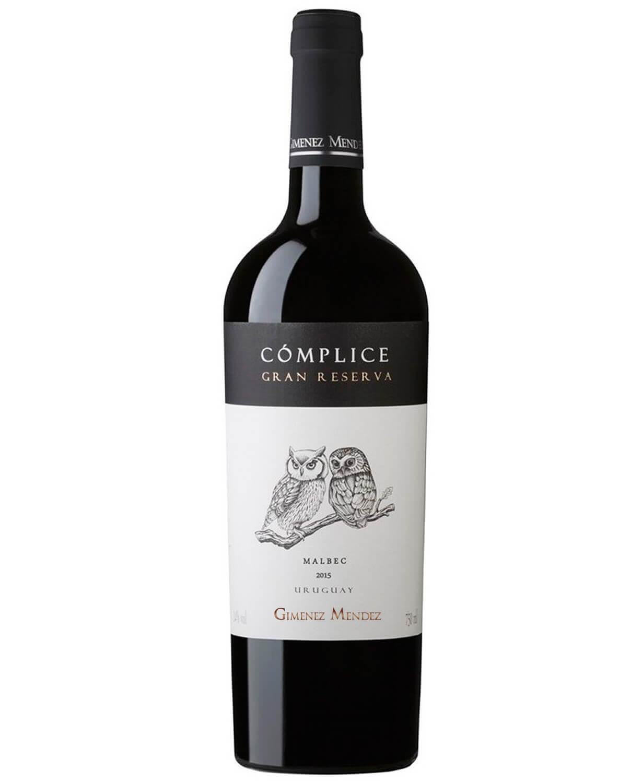 Vinho Tinto Cómplice Gran Reserva Malbec 2015