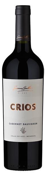Vinho Tinto Crios Cabernet Sauvignon
