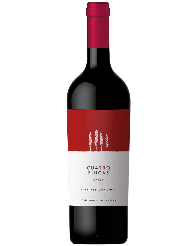 Vinho Tinto Cuatro Fincas Cabernet Sauvignon 2015