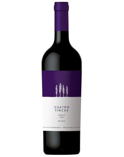Vinho Tinto Cuatro Fincas Malbec