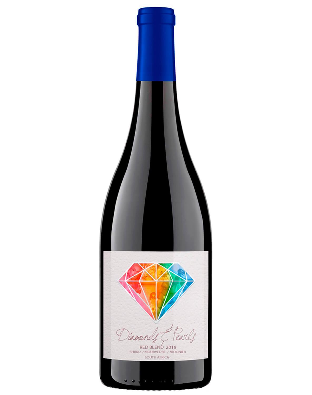 Vinho Tinto Diamonds & Pearls Red Blend 2018