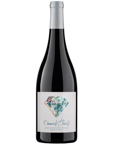 Vinho Tinto Diamonds & Pearls Cabernet Sauvignon/Pinotage