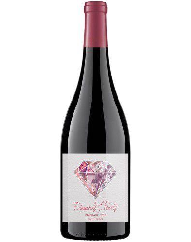 Vinho Tinto Diamonds & Pearls Pinotage