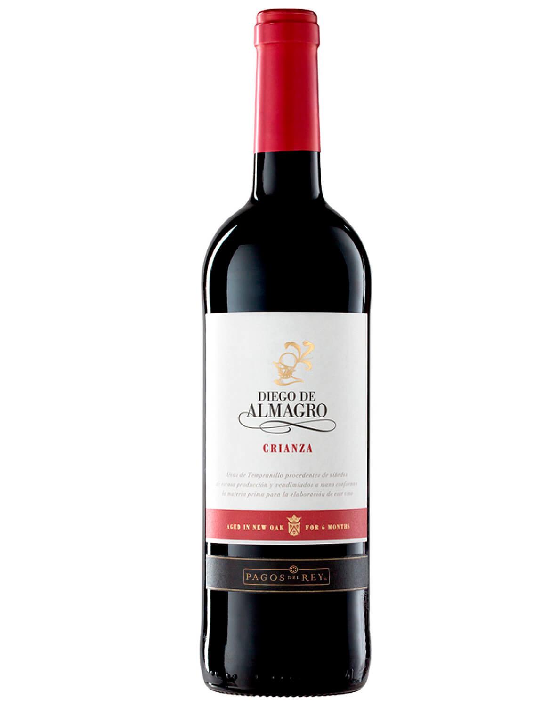 Vinho Tinto Diego Almagro Crianza 2015