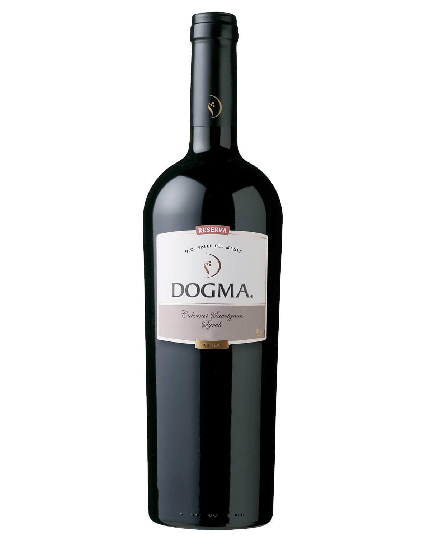 Vinho Tinto Dogma Reserva Especial Cabernet Sauvignon Syrah D.O. Vale do Maule 2015