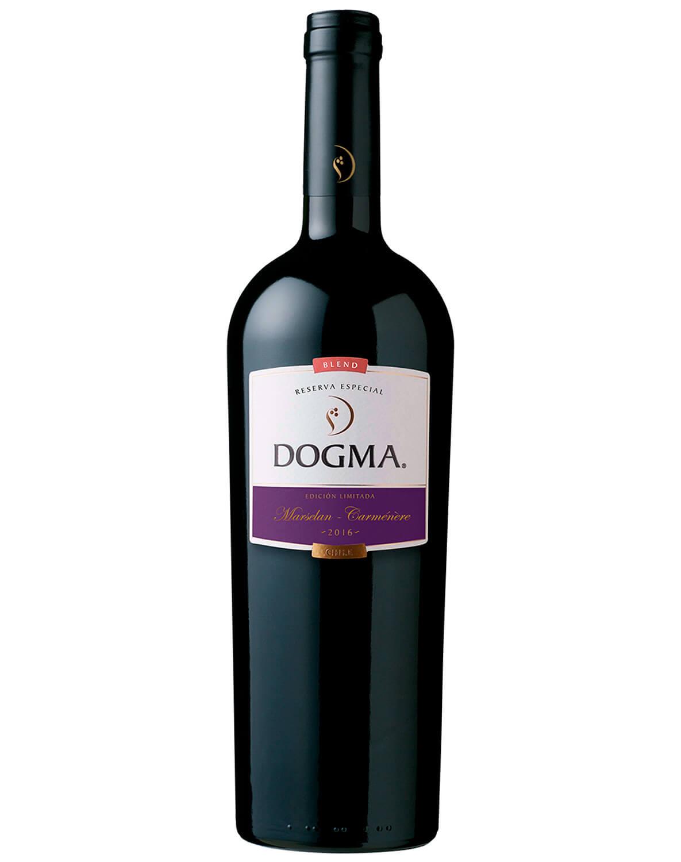 Vinho Tinto Dogma Reserva Especial Marselan/ Carménère 2016