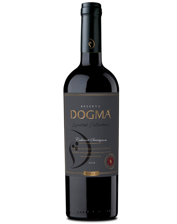 Vinho Tinto Dogma Reserva Limited Collection Cabernet Sauvignon 2018