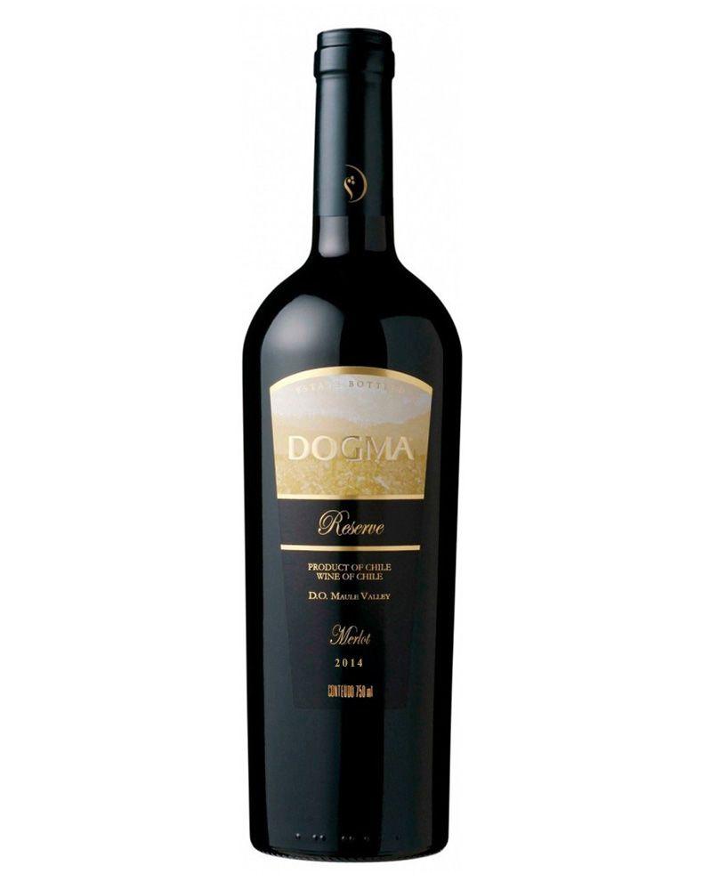 Vinho Tinto Dogma Reserva Merlot D.O. Vale do Maule