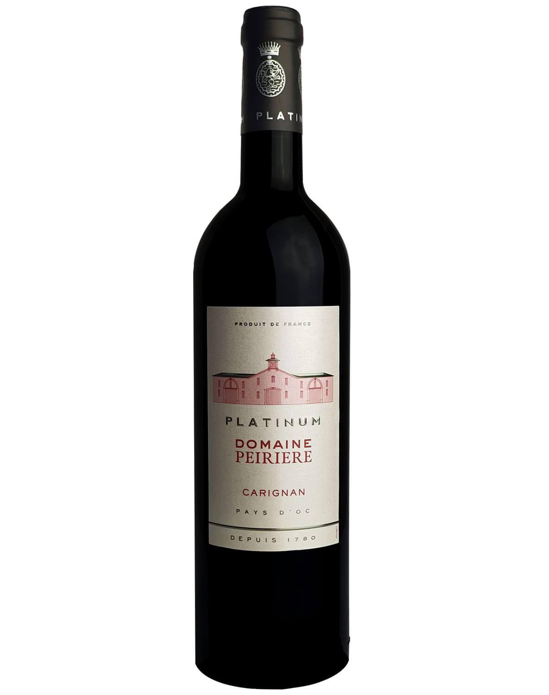 Vinho Tinto Domaine Peirière Carignan Platinum Pays D'oc 2016