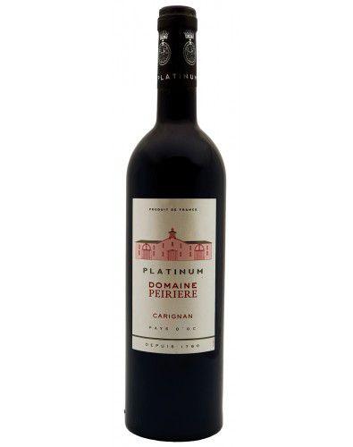 Vinho Tinto Domaine Peirière Carignan Platinum Pays D'oc