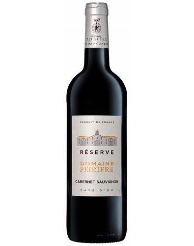 Vinho Tinto Domaine Peirière Réserve Cabernet Sauvignon Pays D'oc