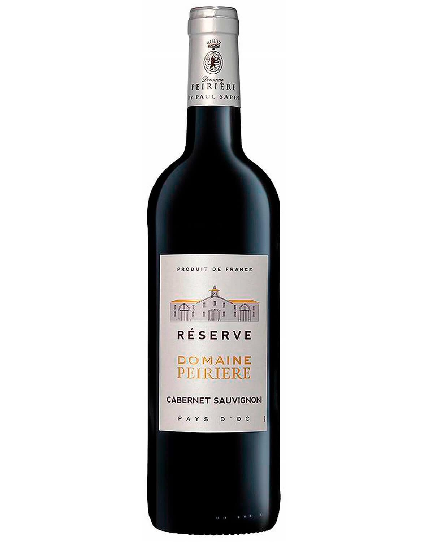 Vinho Tinto Domaine Peirière Réserve Cabernet Sauvignon Pays D'oc 2016
