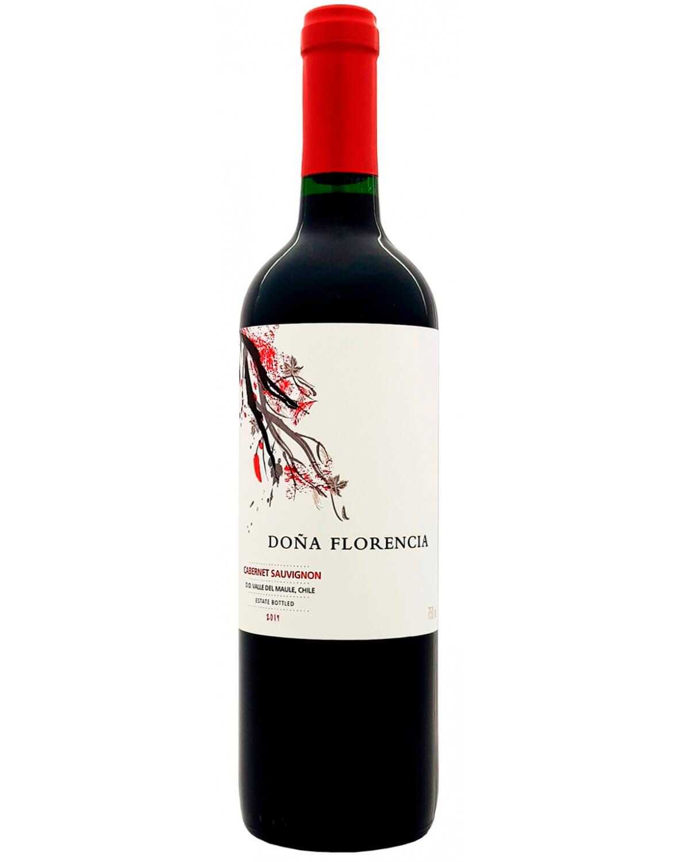 Vinho Tinto Doña Florencia Cabernet Sauvignon D.O. Vale do Maule 2019