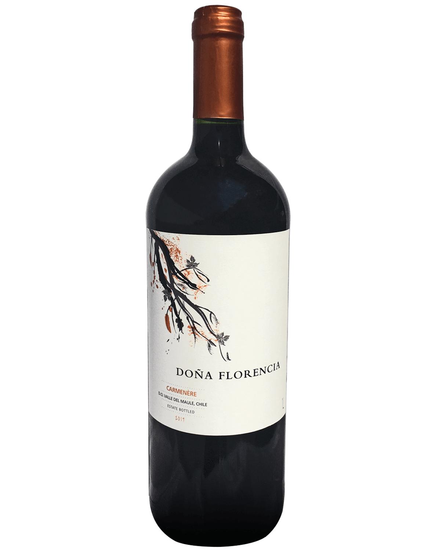 Vinho Tinto Doña Florencia Carmenere 2019
