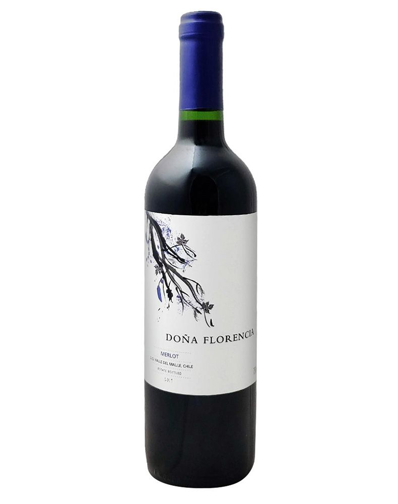 Vinho Tinto Doña Florencia Merlot D.O. Vale do Maule 2019