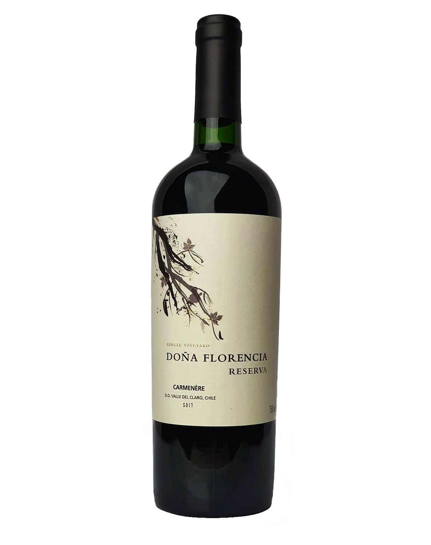 Vinho Tinto Doña Florencia Reserva Carménère D.O. Valle Del Claro 2017