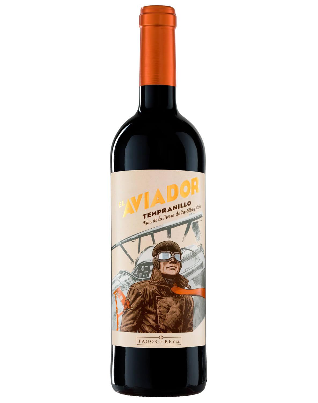 Vinho Tinto El Aviador Tempranillo 2019