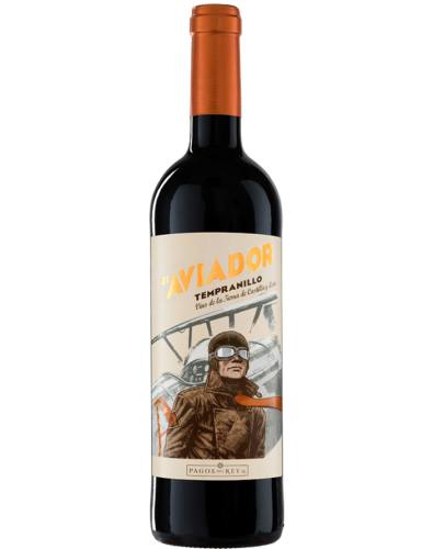 Vinho Tinto El Aviador Tempranillo 750ml