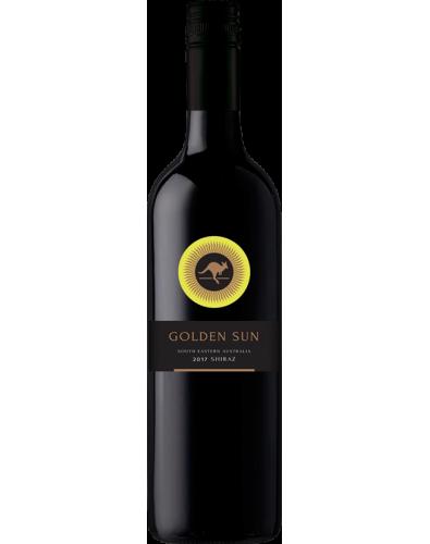 Vinho Tinto Golden Sun Shiraz 2017