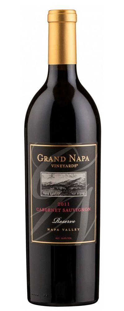 Vinho Tinto Grand Napa Vineyards Cabernet Sauvignon Reserve 2011
