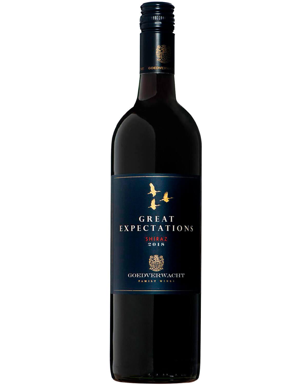 Vinho Tinto Great Expectations Shiraz 2018