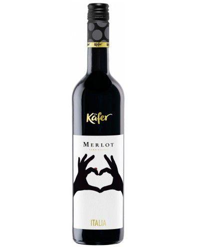 Vinho Tinto Käfer Merlot I.G.P. Sicília 2017
