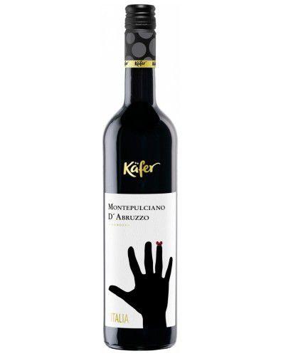 Vinho Tinto Käfer Montepulciano D'Abruzzo 2017