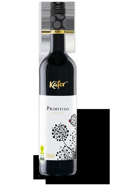 Vinho Tinto Käfer Primitivo