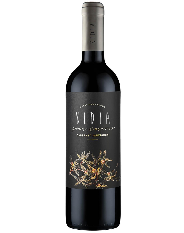 Vinho Tinto Kidia Gran Reserva Cabernet Sauvignon D.O. Vale do Loncomilla 2015