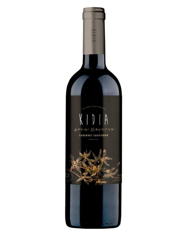 Vinho Tinto Kidia Gran Reserva Cabernet Sauvignon D.O. Vale do Loncomilla