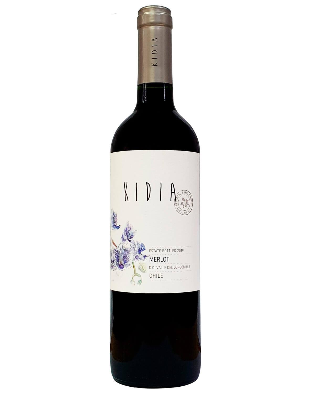 Vinho Tinto Kidia Merlot 2019