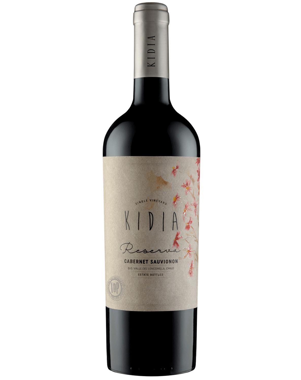 Vinho Tinto Kidia Reserva Cabernet Sauvignon 2017
