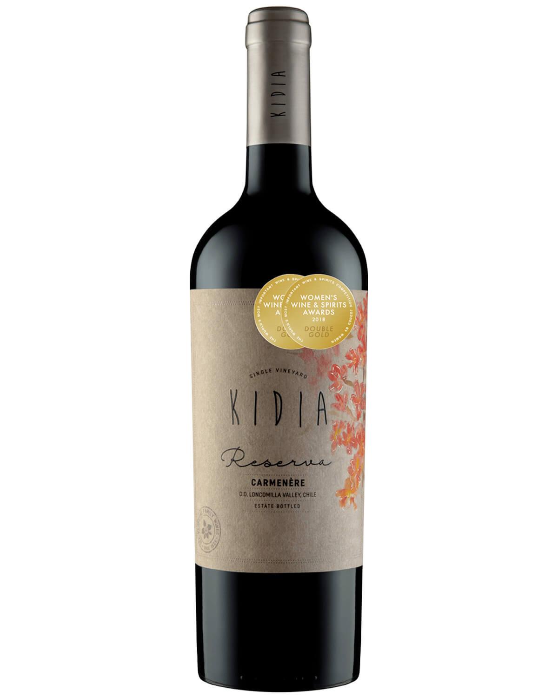 Vinho Tinto Kidia Reserva Carménère 2017