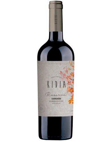 Vinho Tinto Kidia Reserva Carménère 750ml