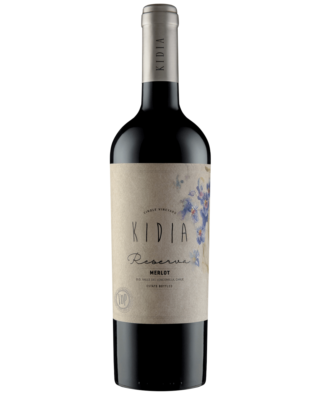 Vinho Tinto Kidia Reserva Merlot 2018