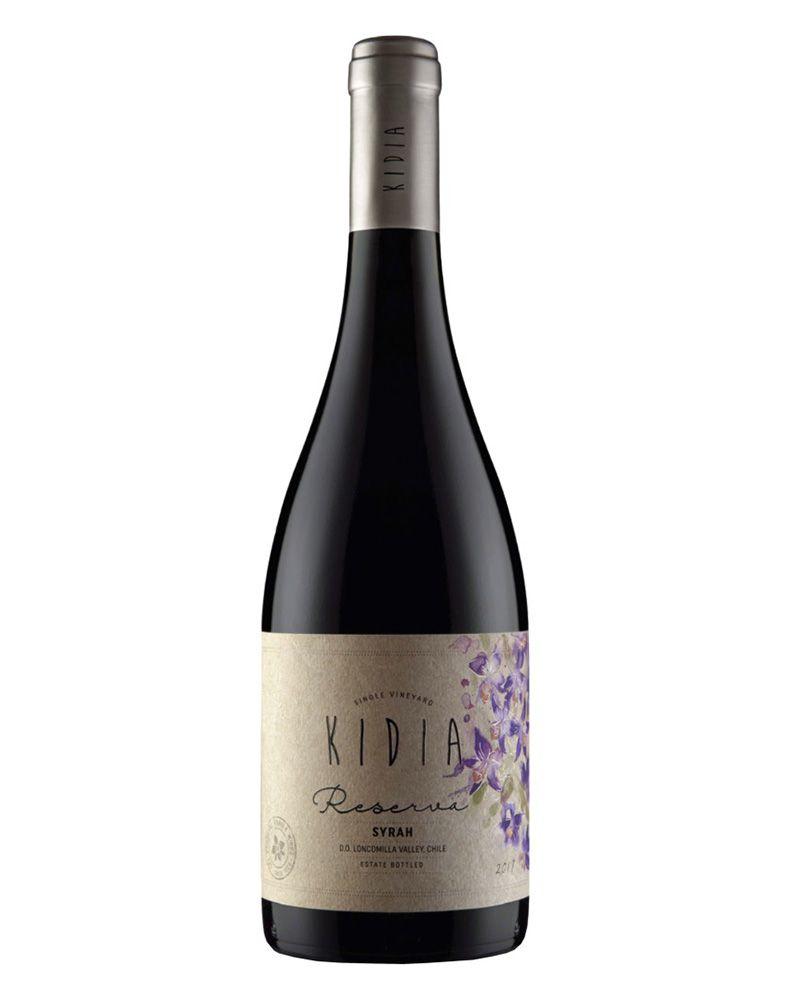 Vinho Tinto Kidia Reserva Syrah D.O. Vale do Loncomilla 2017