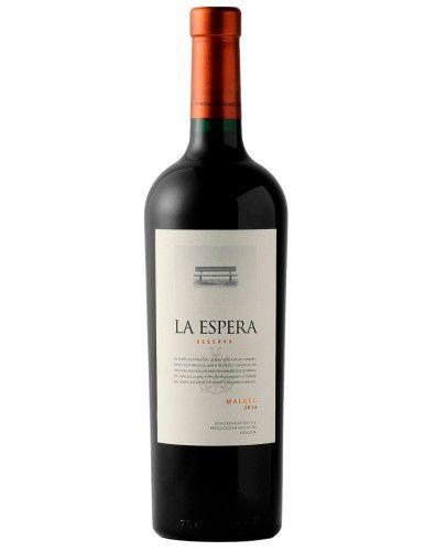Vinho Tinto La Espera Reserva Malbec 2014