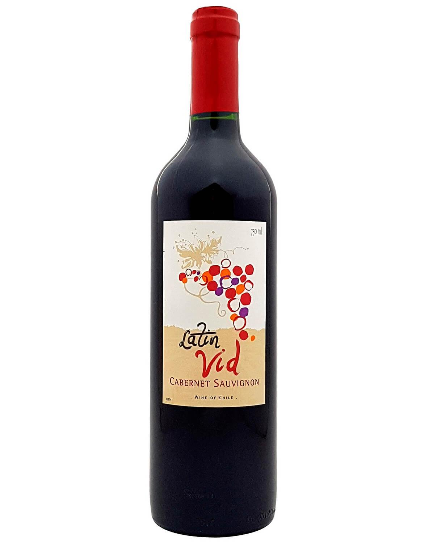 Vinho Tinto Latin Vid Cabernet Sauvignon 2017