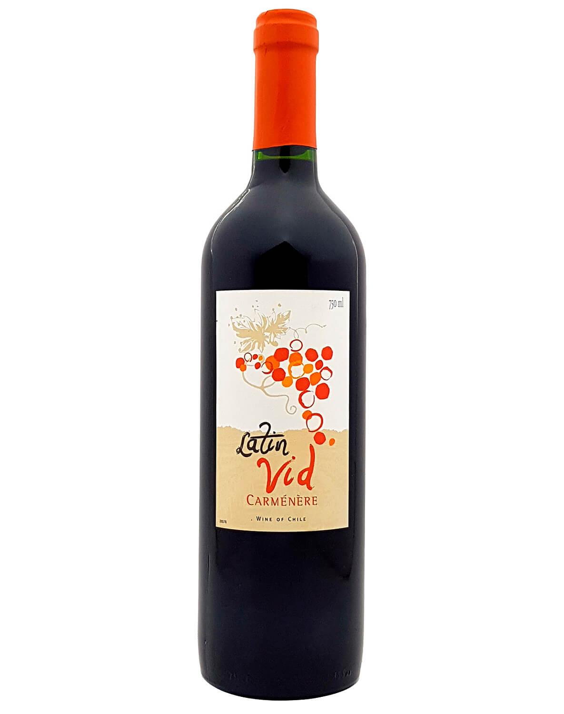 Vinho Tinto Latin Vid Carménère