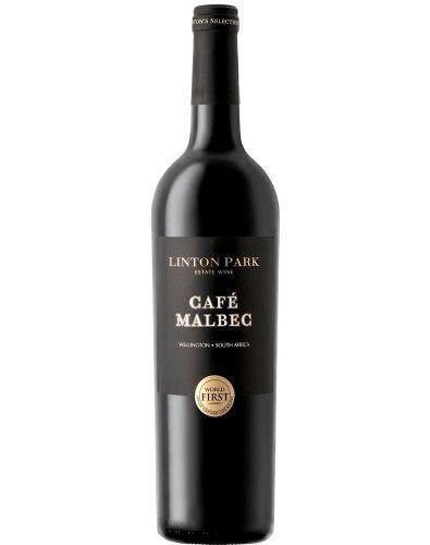 Vinho Tinto Linton Park Café Malbec