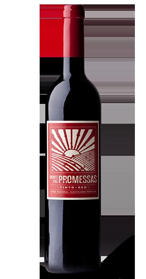 Vinho Tinto Monte Das Promessas Vinho Regional Alentejano 2018