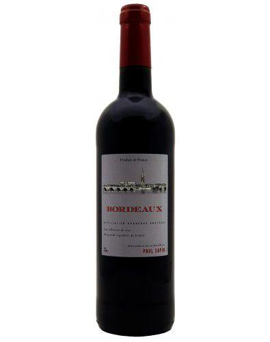 Vinho Tinto Paul Sapin Bordeaux A.O.P.