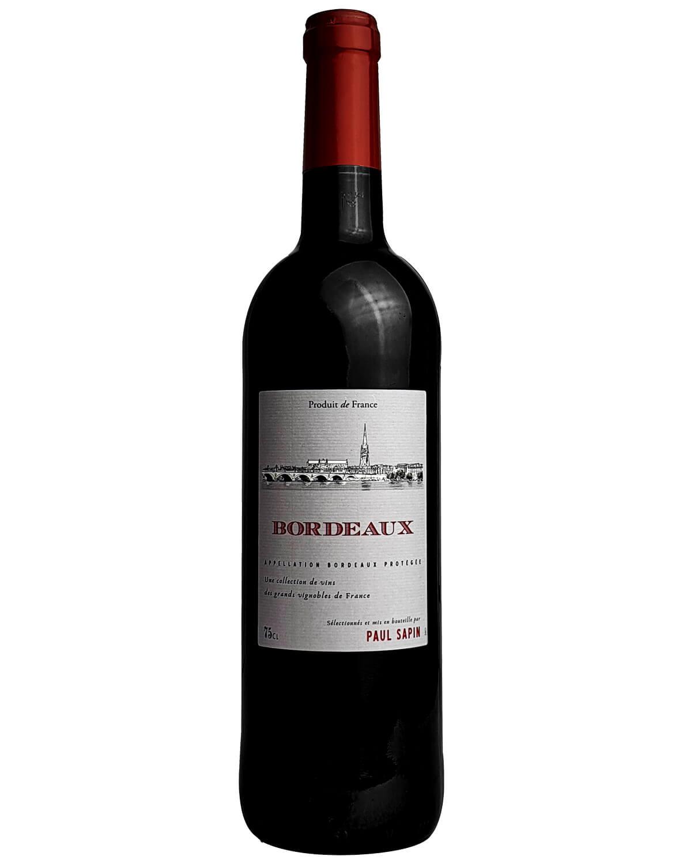 Vinho Tinto Paul Sapin Bordeaux A.O.P. 2016