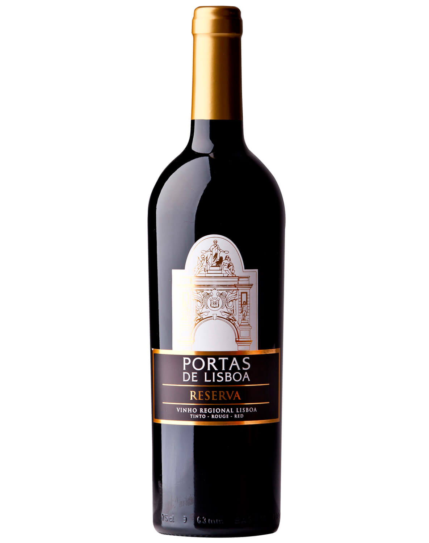 Vinho Tinto Portas De Lisboa Reserva