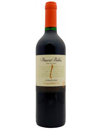 Vinho Tinto Primera Piedra Carménère