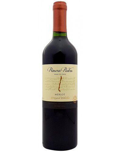 Vinho Tinto Primera Piedra Merlot 2018