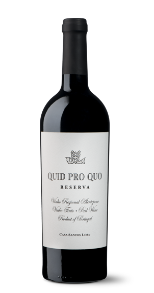 Vinho Tinto Quid Pro Quo Reserva Vinho Regional Alentejano