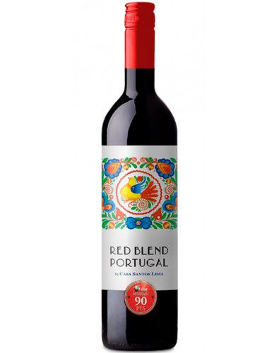 Vinho Tinto Red Blend Regional Lisboa